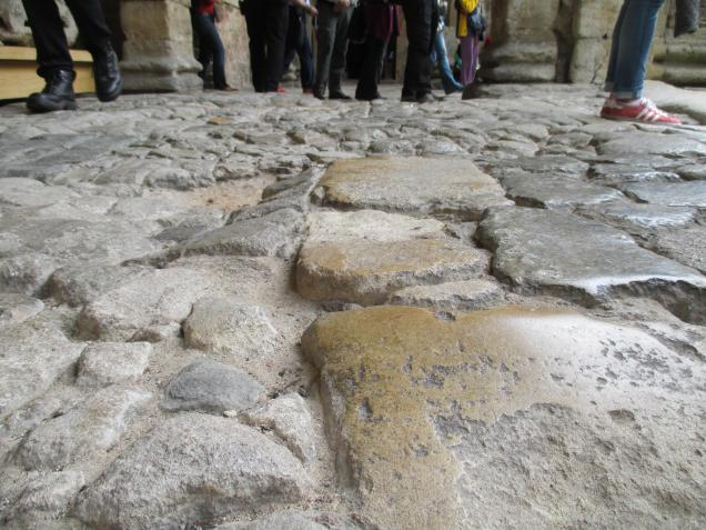 2,000 year old Roman walkway