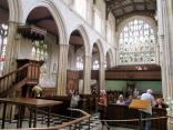 University Church of St. Mary the Virgin interior.