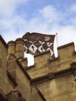 The Magdalen flag.