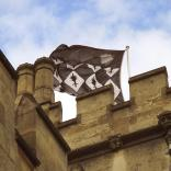 The Magdalen flag.