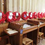 The Great War commemoration chapel
