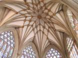 Ceiling of the Lady Chapel