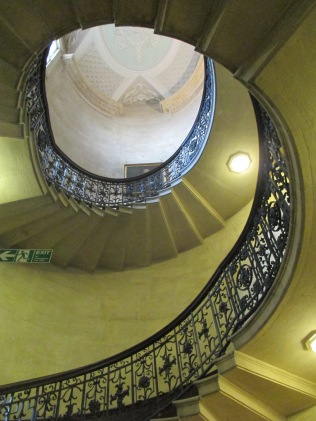 Radcliffe Camera stairwell