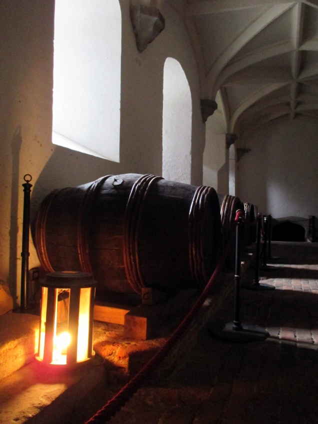 Tudor wine