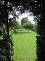 The Knot Garden, looking south
