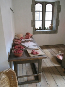 Butcher room