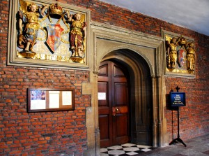 Chapel entrance - National Education Network