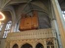 Organ, Magdalen Chapel