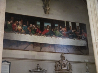 The Last Supper, Magdalen College
