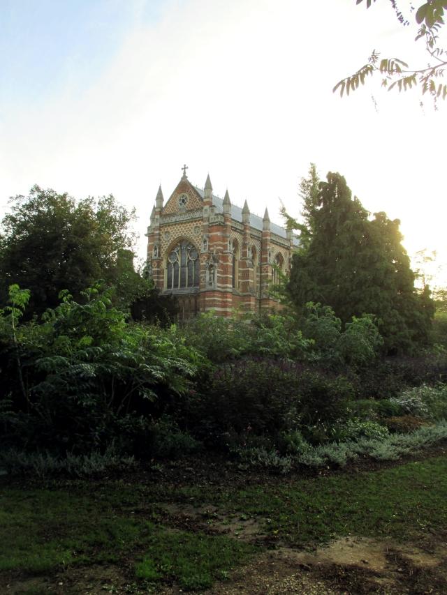 Keble Chapel